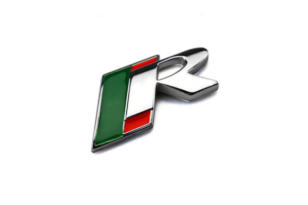 Type 'R' Badge - Latest Style